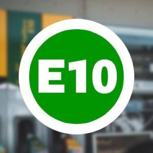 E10 - adalékok